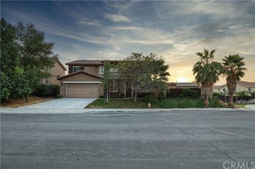 Photo of 14849 Stephenson Street, Moreno Valley, CA 92555 (MLS # IV20223114)