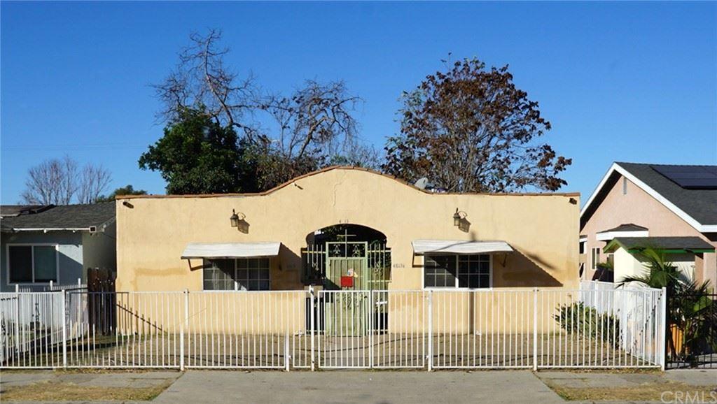 4813 Mckinley Avenue, Los Angeles, CA 90011 - MLS#: CV20252114