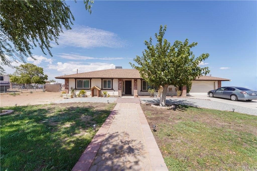 15100 Cheyenne Road, Apple Valley, CA 92307 - MLS#: DW21197114