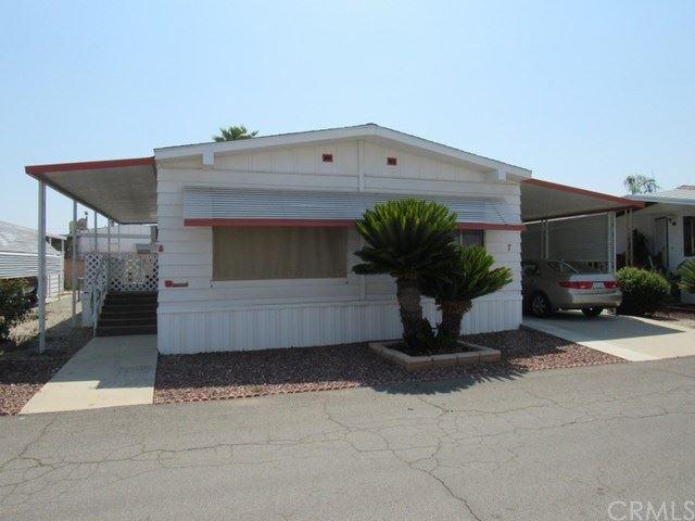 1525 W Oakland Avenue #7, Hemet, CA 92543 - MLS#: SW20182115