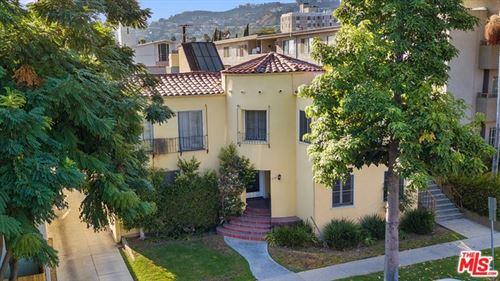 Photo of 1237 N ORANGE GROVE Avenue, West Hollywood, CA 90046 (MLS # 20548116)