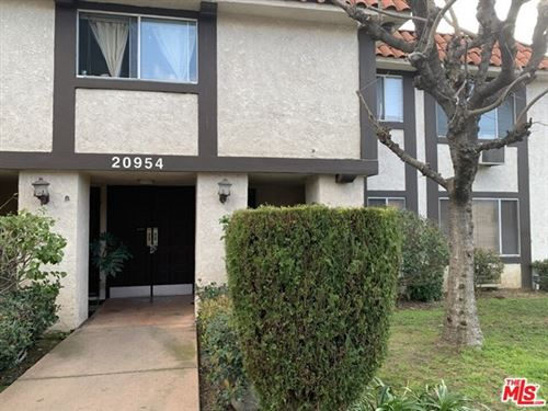 Photo of 20954 Parthenia Street #10, Canoga Park, CA 91304 (MLS # 21708116)