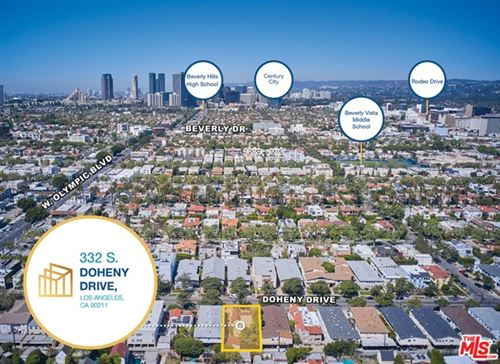 Photo of 332 S Doheny Drive, Beverly Hills, CA 90211 (MLS # 21727116)