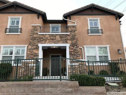 Photo of 16710 Nicklaus Drive #69, Sylmar, CA 91342 (MLS # SR20167116)