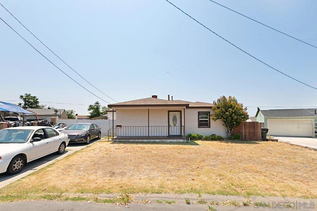 4841 Beech Street, San Diego, CA 92102 - MLS#: 210020116