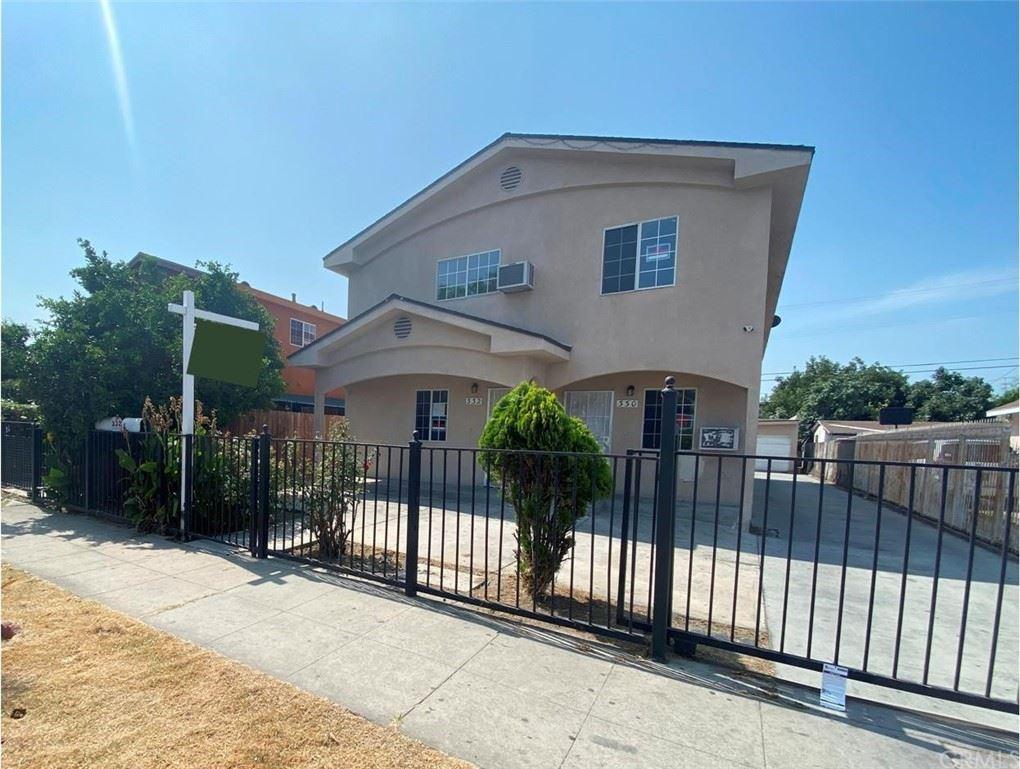 Photo of 330 E 76th Street, Los Angeles, CA 90003 (MLS # DW21161116)