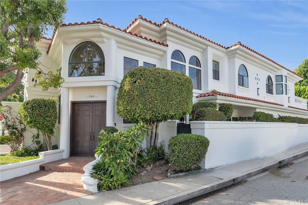 1561 Nelson Avenue, Manhattan Beach, CA 90266 - MLS#: SB21223116