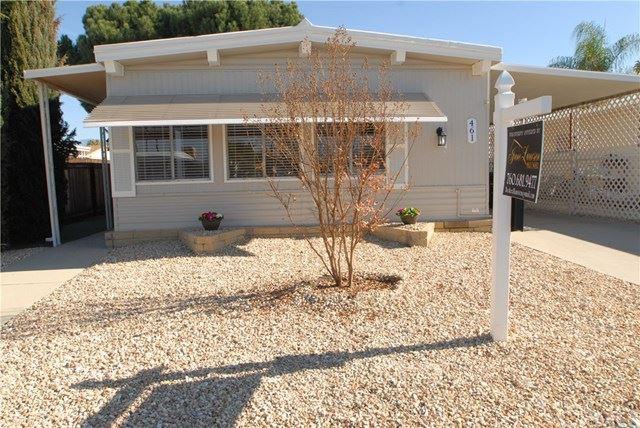 461 Santa Clara Circle, Hemet, CA 92543 - MLS#: SW20229116