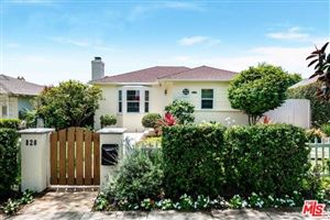 Photo of 820 YALE Street, Santa Monica, CA 90403 (MLS # 19478118)