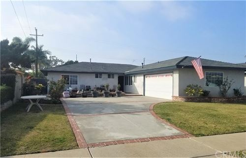 Photo of 17677 Santa Maria Street, Fountain Valley, CA 92708 (MLS # OC21001118)