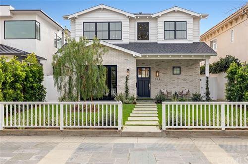 Photo of 704 36th Street, Manhattan Beach, CA 90266 (MLS # SB21025118)