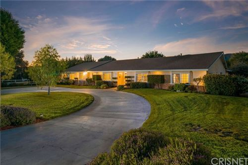 Photo of 16115 Lost Canyon Road, Canyon Country, CA 91387 (MLS # SR20161118)