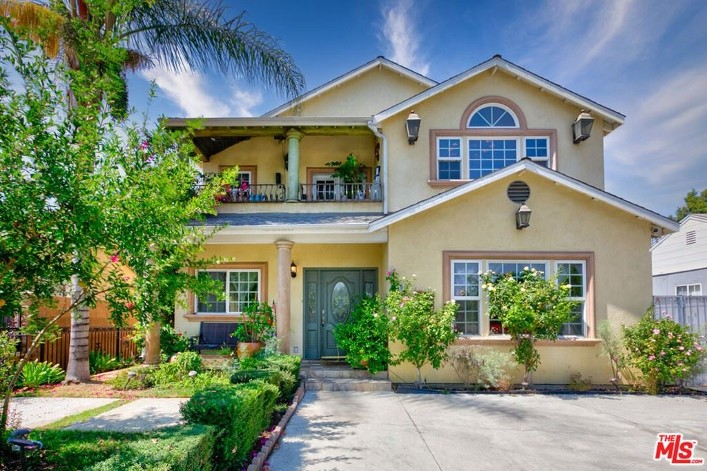 Photo for 6619 Babcock Avenue, North Hollywood, CA 91606 (MLS # 21781118)
