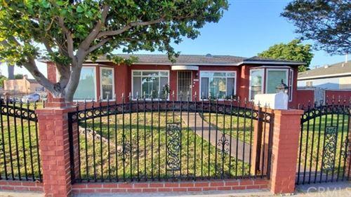 Photo of 3257 Magnolia Avenue, Lynwood, CA 90262 (MLS # DW20099119)