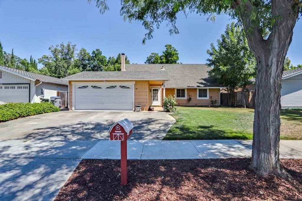 20 Via Mesa, San Jose, CA 95139 - MLS#: ML81850119
