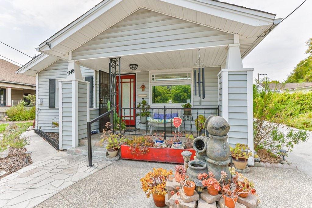 1746 Jackson Street, Santa Clara, CA 95050 - #: ML81856119