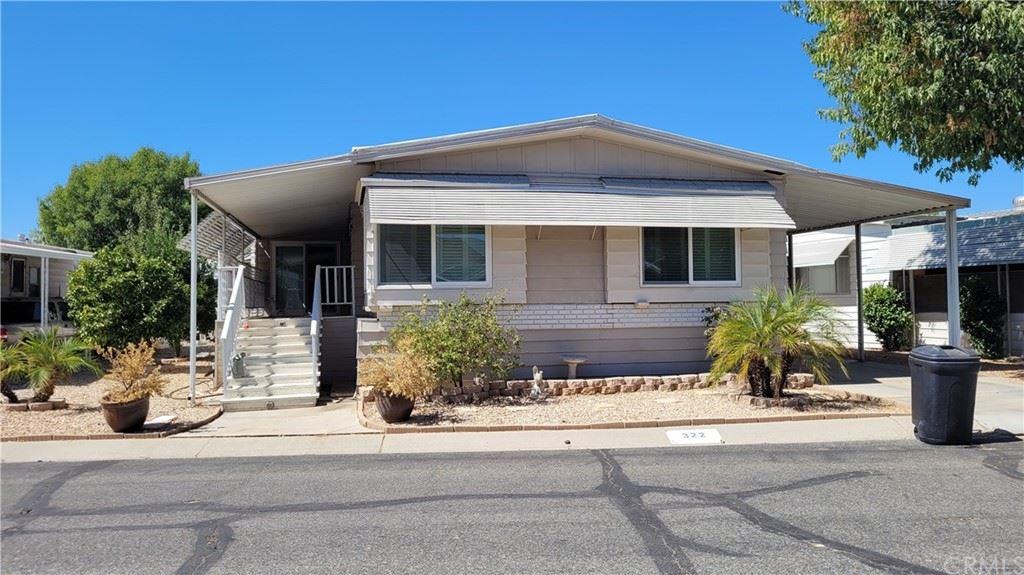 27601 Sun City Boulevard #322, Menifee, CA 92586 - MLS#: SW21211119