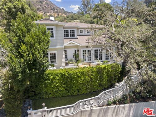 Photo of 2210 Beverly Glen Place, Los Angeles, CA 90077 (MLS # 21757120)