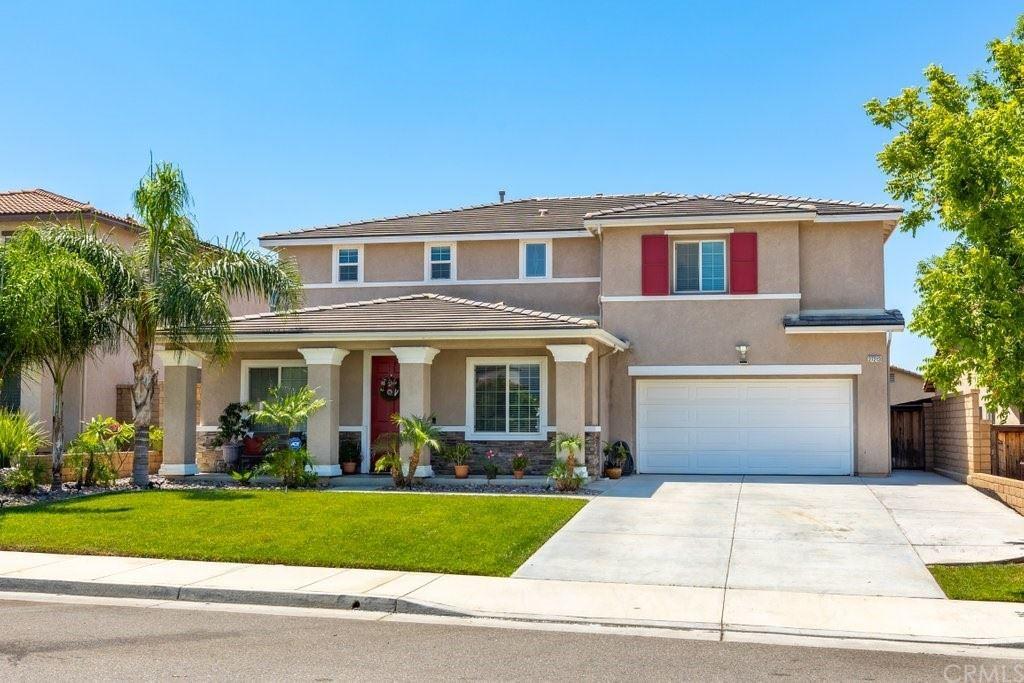 27213 Quail Creek Drive, Moreno Valley, CA 92555 - MLS#: IV21153121