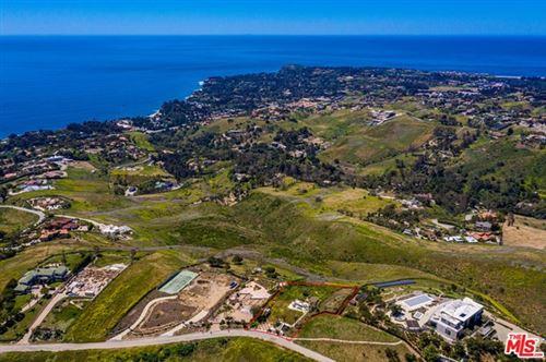Photo of 5811 MURPHY Way, Malibu, CA 90265 (MLS # 20574122)