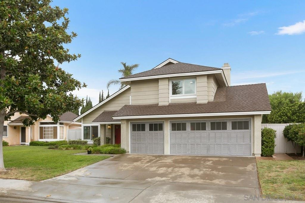 363 Holiday Way, Oceanside, CA 92057 - MLS#: 210028122