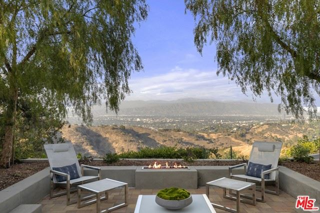 Photo of 12417 Mulholland Drive, Beverly Hills, CA 90210 (MLS # 21728122)