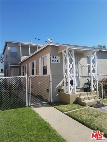 Photo of 2609 W Vernon Avenue, Los Angeles, CA 90008 (MLS # 19528124)