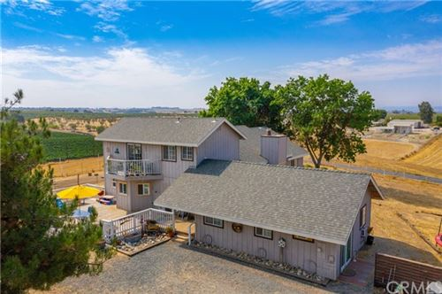 Photo of 8396 Rabbit Hollow Place, Paso Robles, CA 93446 (MLS # PI20213124)