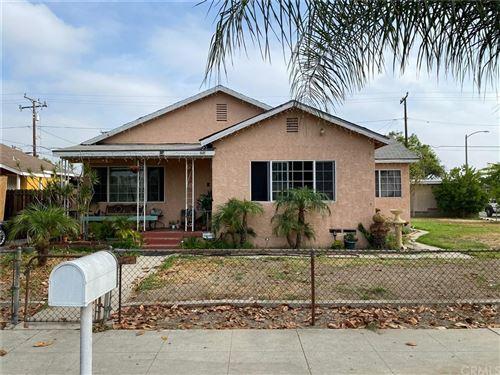 Photo of 681 E 70th Street, Long Beach, CA 90805 (MLS # SB21174124)