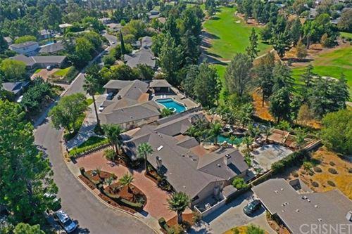 Photo of 12255 Sarazen Place, Granada Hills, CA 91344 (MLS # SR20218124)
