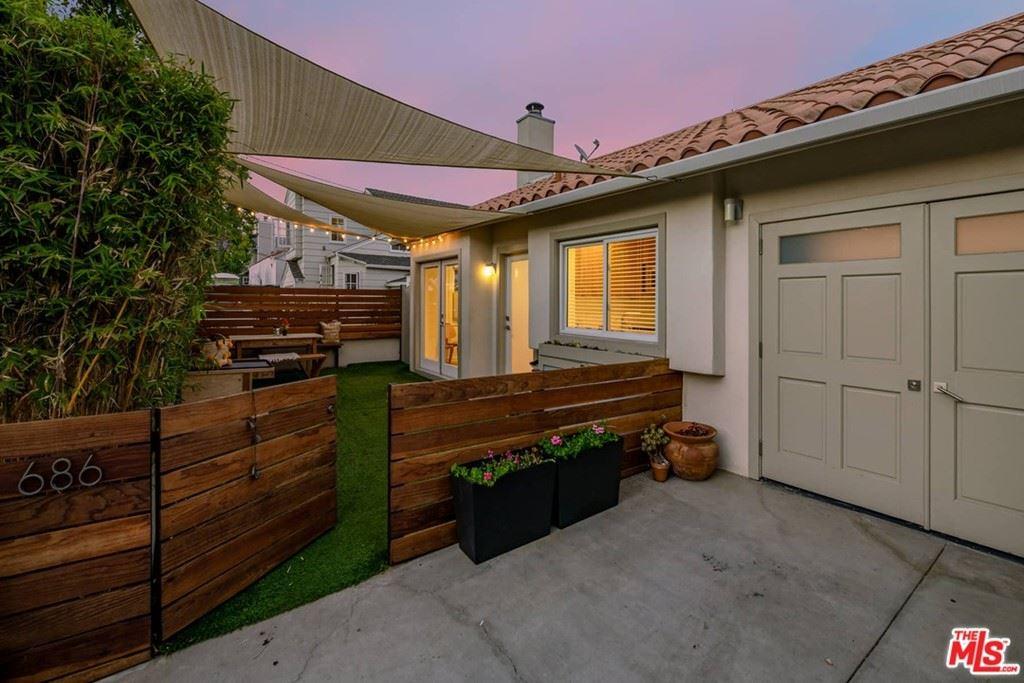 686 Swarthmore Avenue, Pacific Palisades, CA 90272 - MLS#: 21760124