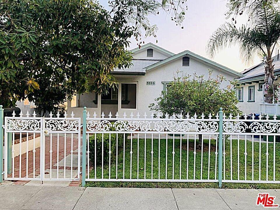 5826 Fayette Street, Los Angeles, CA 90042 - MLS#: 21777124