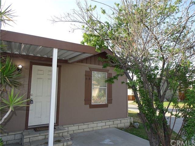 5800 Hamner Avenue #68, Eastvale, CA 91752 - MLS#: CV21089124