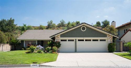 Photo of 20803 E Walnut Canyon Road, Walnut, CA 91789 (MLS # CV20130125)