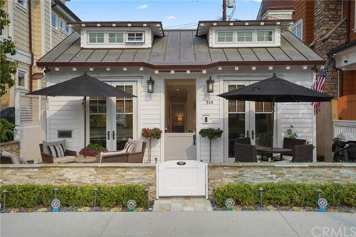 Photo of 310 Collins Avenue, Newport Beach, CA 92662 (MLS # NP20191125)
