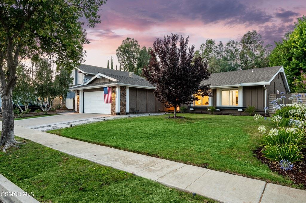Photo of 6617 Bayberry Street, Oak Park, CA 91377 (MLS # 221004125)