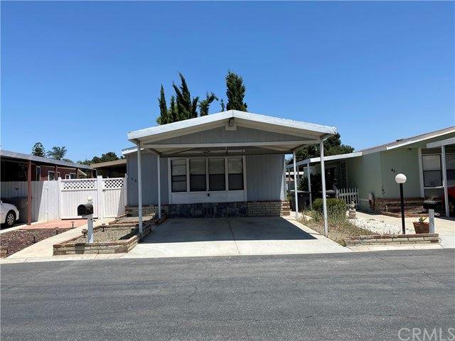 21650 Temescal Canyon Rd #86, Corona, CA 92883 - MLS#: IG20139125