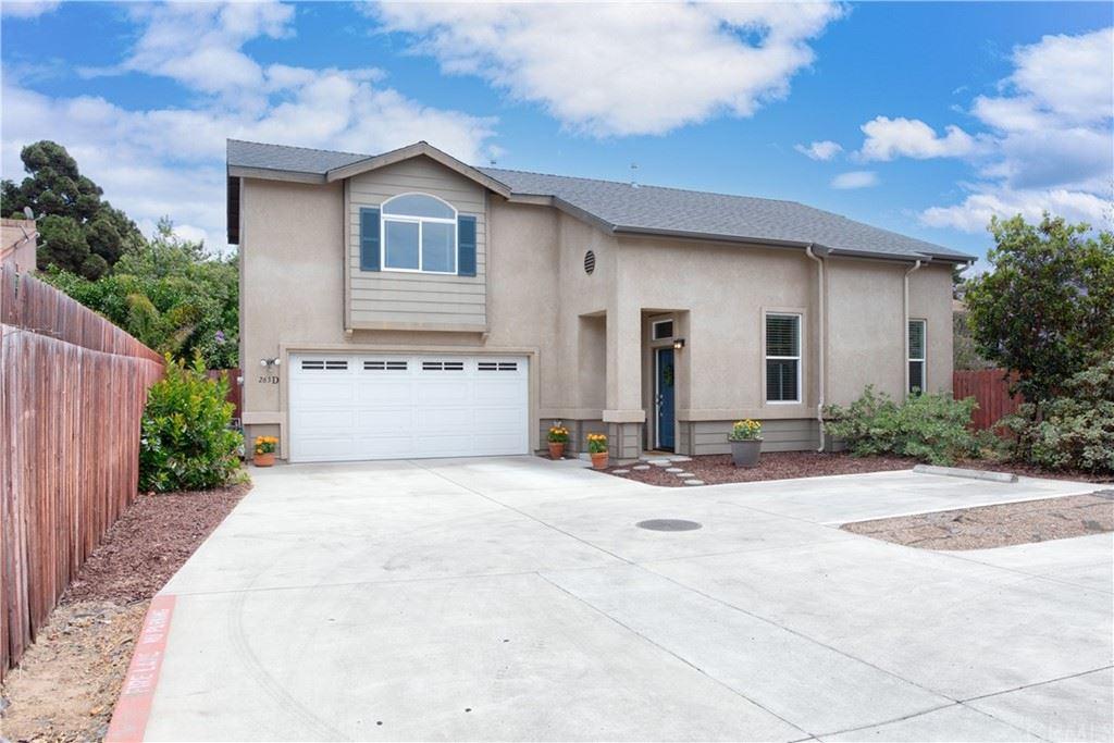 263 Spruce Street #D, Arroyo Grande, CA 93420 - MLS#: PI21166125