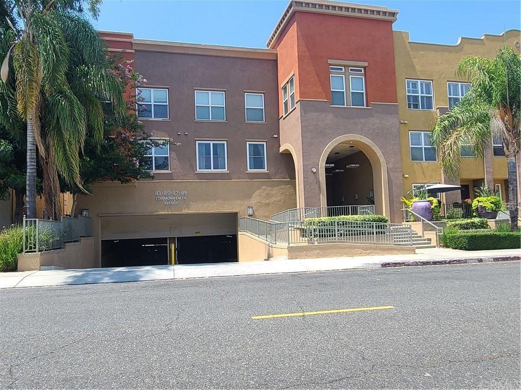 89 E Commonwealth Avenue #3B, Alhambra, CA 91801 - MLS#: WS21156125