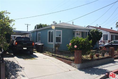 Photo of 7121 Orange Avenue, Long Beach, CA 90805 (MLS # 21749126)