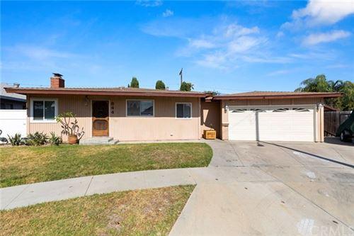 Photo of 844 S Canoga Street, Anaheim, CA 92804 (MLS # PW20123126)