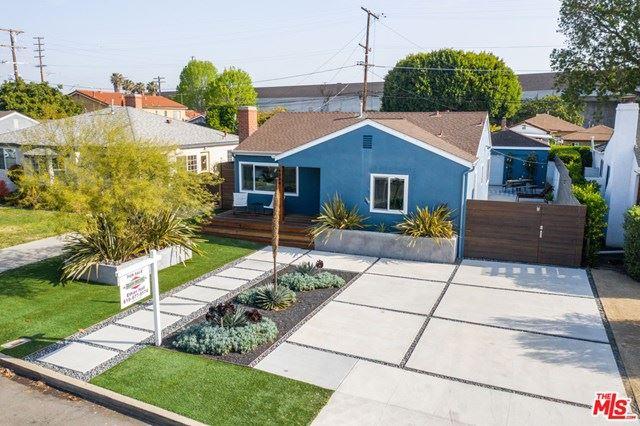 Photo of 4334 Corinth Avenue, Culver City, CA 90230 (MLS # 21726126)