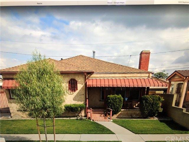 1226 Saybrook Avenue, Los Angeles, CA 90022 - MLS#: PW21025126