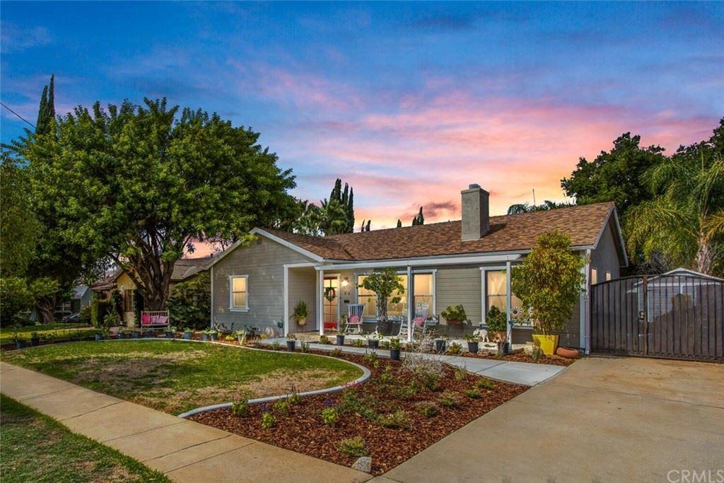 816 W Fern Avenue, Redlands, CA 92373 - MLS#: EV21227127