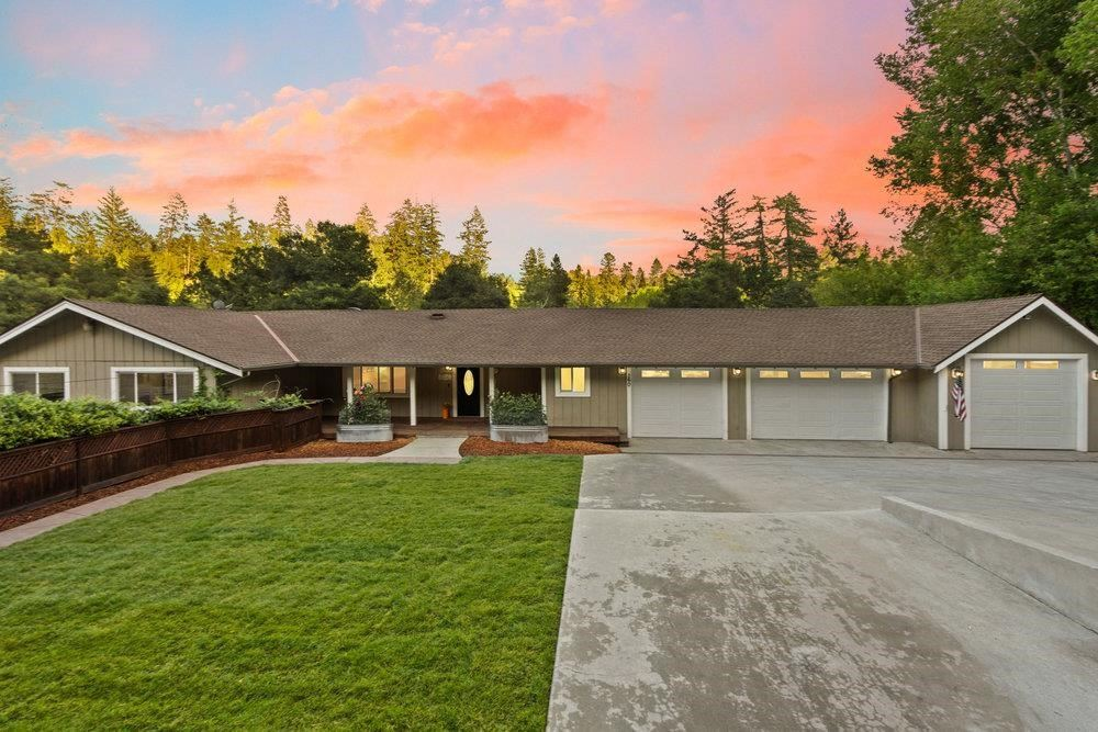 160 Deerhorn Lane, Felton, CA 95018 - MLS#: ML81855127
