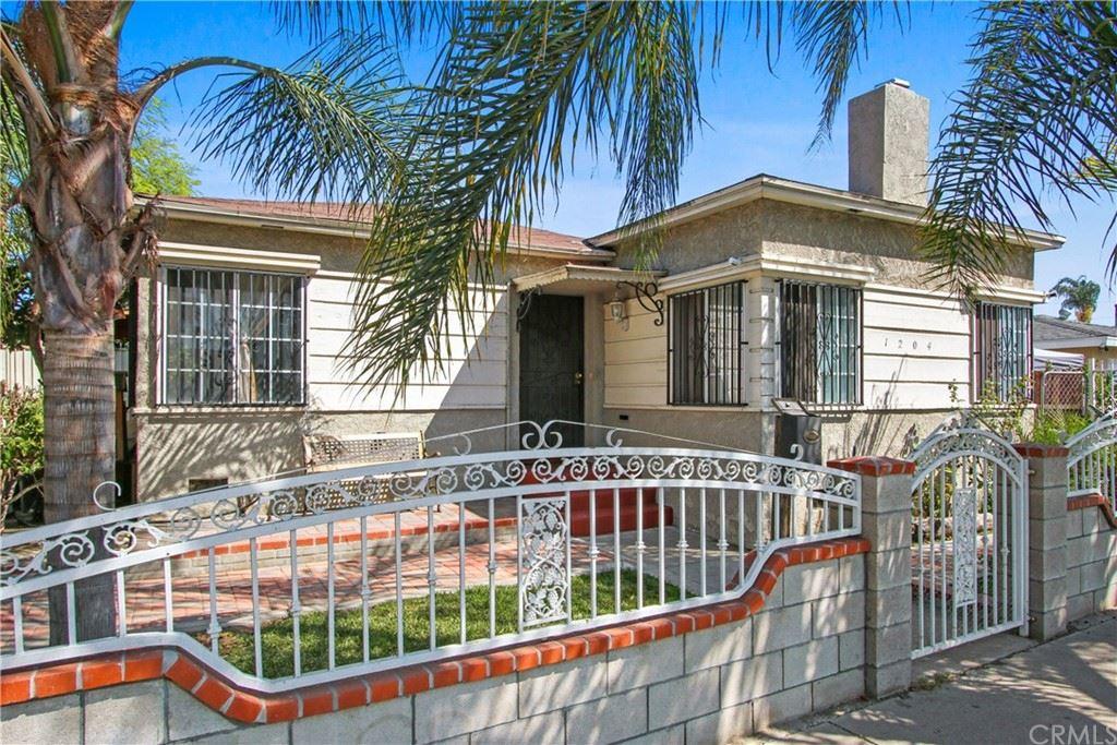 1204 N Santa Fe Avenue, Compton, CA 90221 - MLS#: PW21206127
