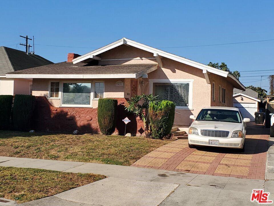 5455 5Th Avenue, Los Angeles, CA 90043 - MLS#: 21788128