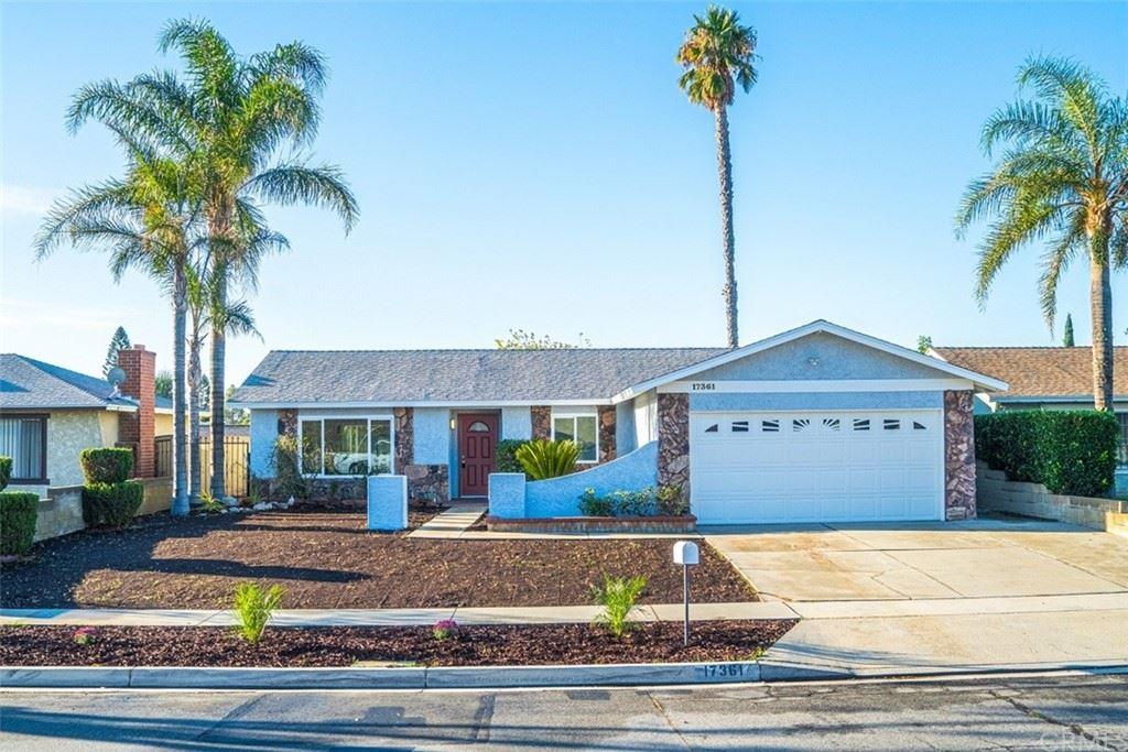17361 Orange Way, Fontana, CA 92335 - MLS#: CV21224128