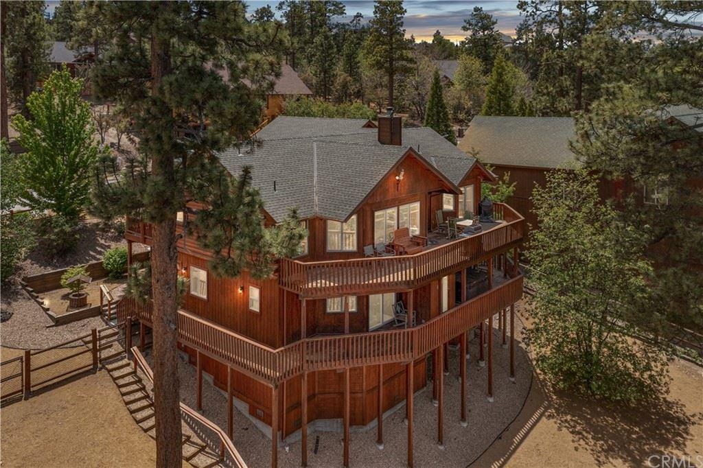 42692 Timberline, Big Bear Lake, CA 92315 - #: EV21116128