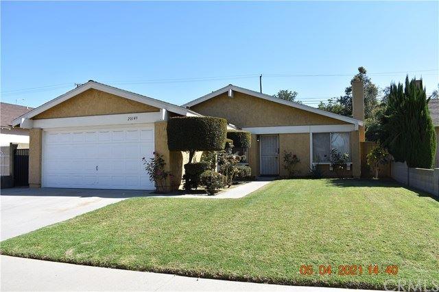 20149 Mapes Avenue, Cerritos, CA 90703 - MLS#: RS21094128